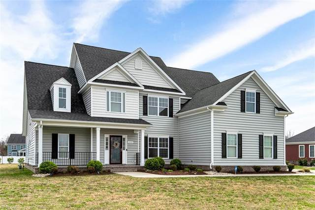 4103 Colbourn Dr, Suffolk, VA 23435 (#10368861) :: The Bell Tower Real Estate Team