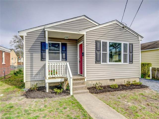 302 Saint James Ave, Suffolk, VA 23434 (#10368889) :: Abbitt Realty Co.