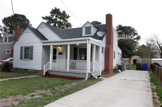 8626 Chapin St, Norfolk, VA 23503 (#10368900) :: The Bell Tower Real Estate Team