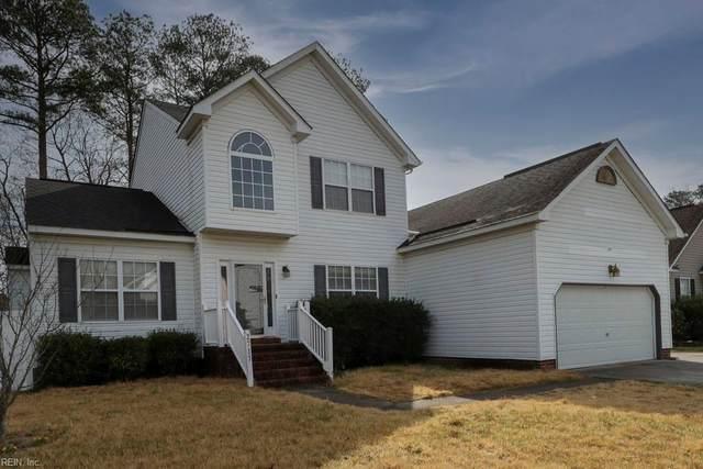 2717 River Oaks Dr, Chesapeake, VA 23321 (MLS #10368913) :: AtCoastal Realty