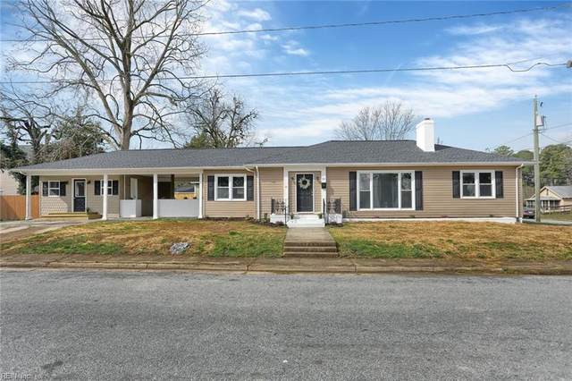 303 First St, Isle of Wight County, VA 23430 (#10368924) :: Abbitt Realty Co.