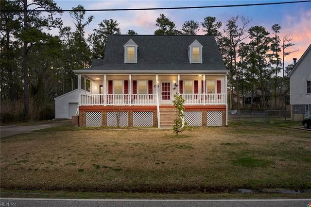 83 Ridge Rd, Poquoson, VA 23662 (#10368977) :: Atlantic Sotheby's International Realty