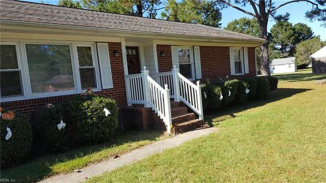 511 Moonefield Dr, Isle of Wight County, VA 23430 (#10368987) :: Team L'Hoste Real Estate
