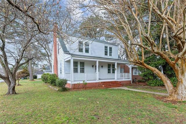 131 Hanover Ave, Hampton, VA 23661 (#10369004) :: The Bell Tower Real Estate Team