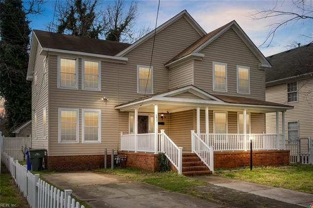 1411 W 37th St, Norfolk, VA 23508 (#10369013) :: Berkshire Hathaway HomeServices Towne Realty