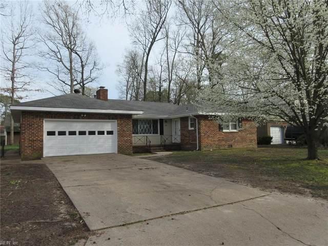 108 Peirsey Pl, Newport News, VA 23608 (#10369030) :: Berkshire Hathaway HomeServices Towne Realty