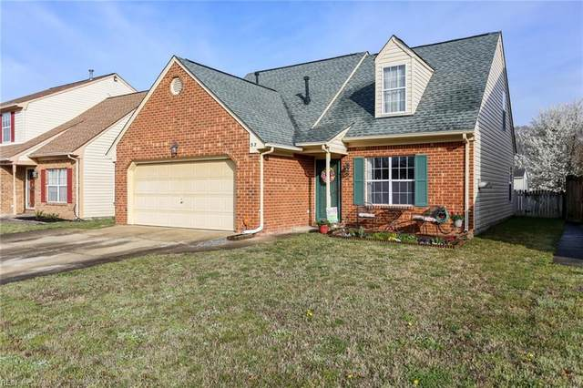 32 Kincaid Ln, Hampton, VA 23666 (#10369032) :: Berkshire Hathaway HomeServices Towne Realty