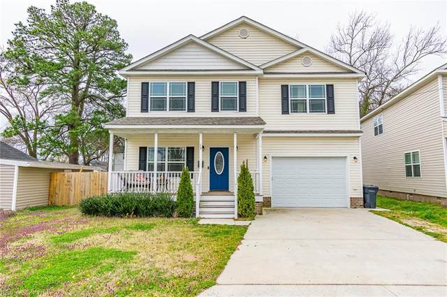 13 Salem St, Hampton, VA 23669 (#10369059) :: The Bell Tower Real Estate Team