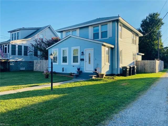 1224 Poquoson Ave, Poquoson, VA 23662 (#10369069) :: Abbitt Realty Co.