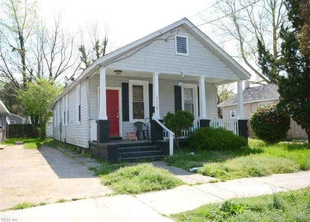 3110 Peronne Ave, Norfolk, VA 23509 (#10369089) :: The Bell Tower Real Estate Team