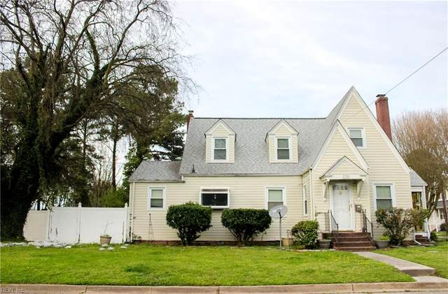 2300 Leckie St, Portsmouth, VA 23704 (#10369101) :: Tom Milan Team