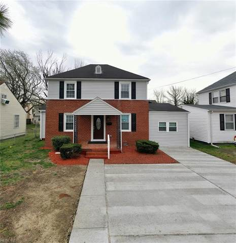 942 18th St, Newport News, VA 23607 (MLS #10369155) :: AtCoastal Realty