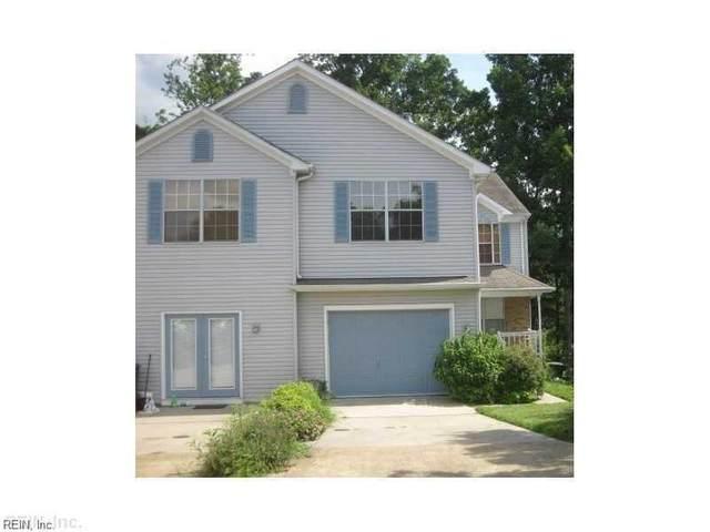 29 Creekpoint Cv, Newport News, VA 23603 (#10369184) :: Abbitt Realty Co.