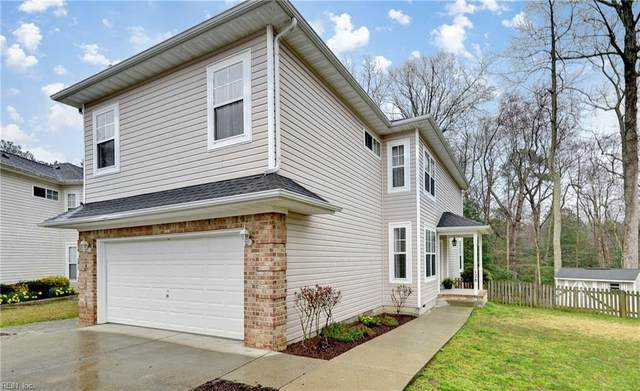 128 Brightwood Ter, York County, VA 23690 (#10369196) :: Abbitt Realty Co.