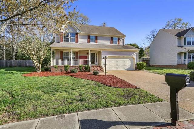 313 Manning Ln, Hampton, VA 23666 (#10369202) :: The Bell Tower Real Estate Team