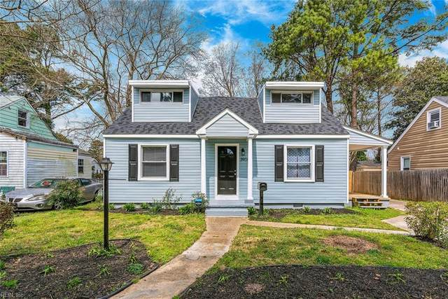 3908 Davis St, Norfolk, VA 23513 (#10369213) :: Crescas Real Estate
