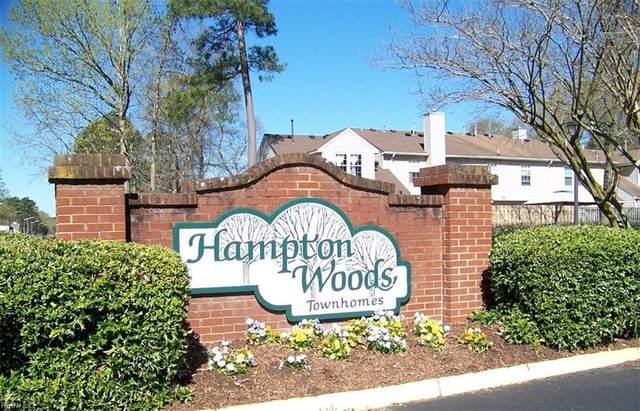 8 Tree Bark Pl, Hampton, VA 23666 (#10369256) :: Team L'Hoste Real Estate