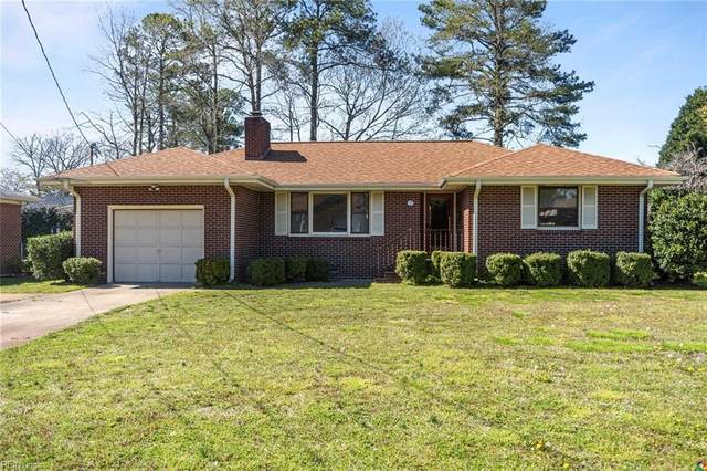 15 Courtney Ave, Newport News, VA 23601 (#10369301) :: Abbitt Realty Co.