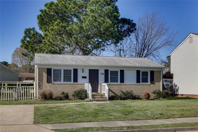 308 Long Creek Ln, Hampton, VA 23664 (#10369302) :: RE/MAX Central Realty
