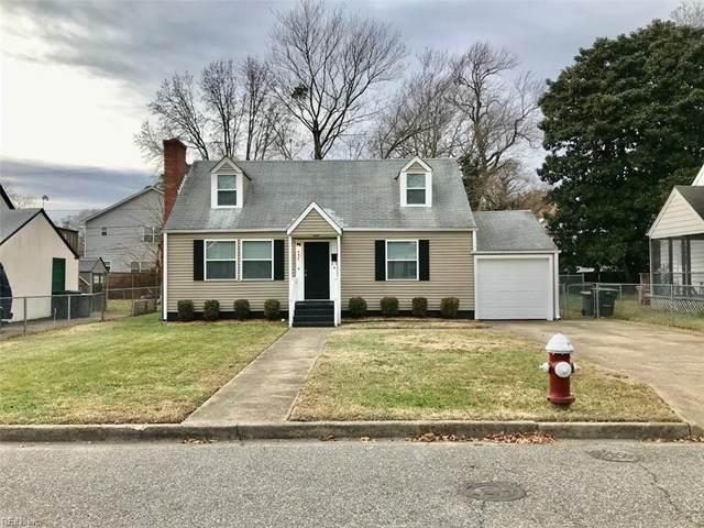 457 Algonquin Rd, Hampton, VA 23661 (#10369309) :: Crescas Real Estate