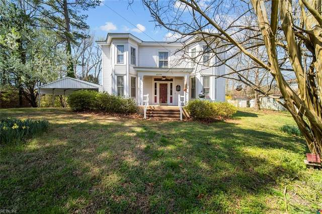 22374 Drewry Rd, Southampton County, VA 23844 (#10369315) :: The Bell Tower Real Estate Team