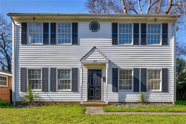 157 Dupre Ave, Norfolk, VA 23503 (MLS #10369316) :: AtCoastal Realty