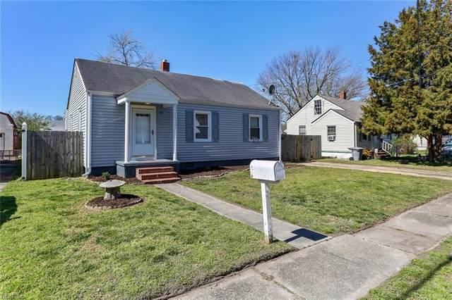 333 Wilton St, Hampton, VA 23663 (#10369342) :: Abbitt Realty Co.