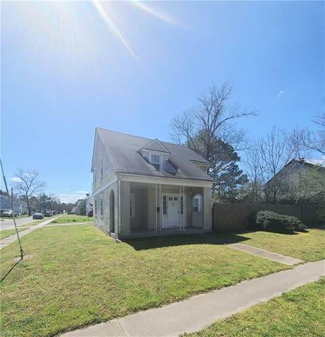 26 Bainbridge Ave, Portsmouth, VA 23702 (#10369347) :: Berkshire Hathaway HomeServices Towne Realty