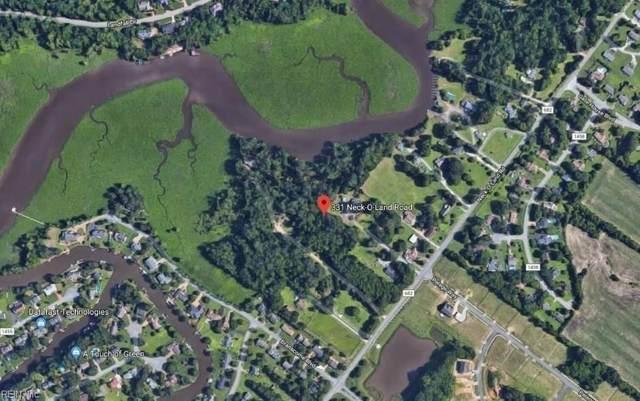 331 Neck O Land Rd, James City County, VA 23185 (#10369358) :: Austin James Realty LLC