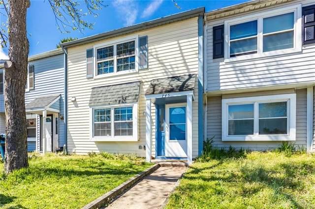 745 Spence Cir, Virginia Beach, VA 23462 (#10369360) :: Crescas Real Estate