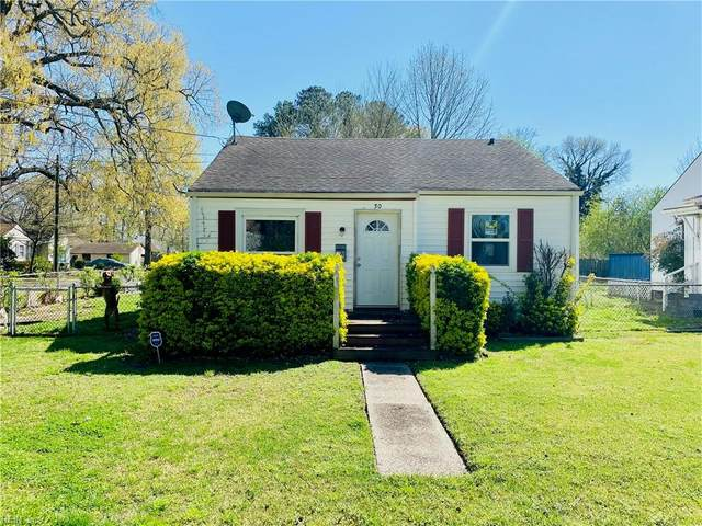 30 Davis St, Portsmouth, VA 23702 (#10369366) :: Berkshire Hathaway HomeServices Towne Realty