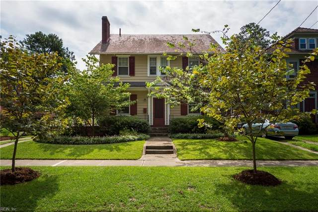 1131 Larchmont Cres, Norfolk, VA 23508 (#10369378) :: The Bell Tower Real Estate Team
