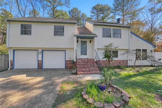 105 Barcroft Dr, York County, VA 23692 (#10369386) :: Team L'Hoste Real Estate