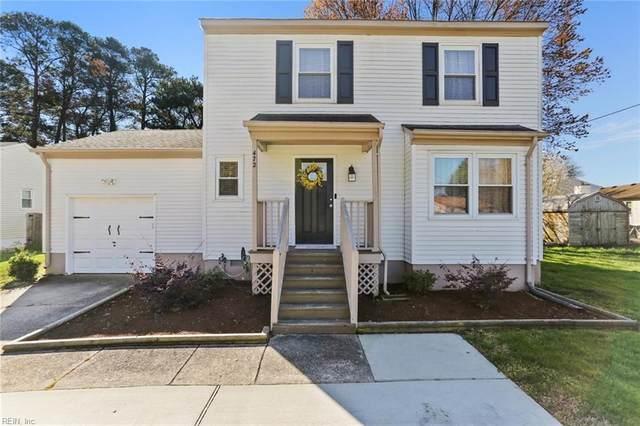 472 Fox Hill Rd, Hampton, VA 23669 (#10369406) :: Verian Realty