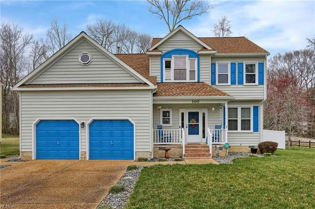 100 Larkin Rn, York County, VA 23692 (MLS #10369433) :: AtCoastal Realty