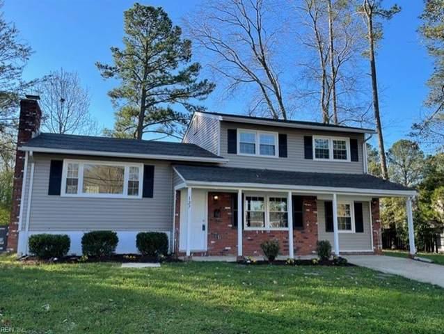 127 Olin Dr, Newport News, VA 23602 (#10369477) :: Berkshire Hathaway HomeServices Towne Realty