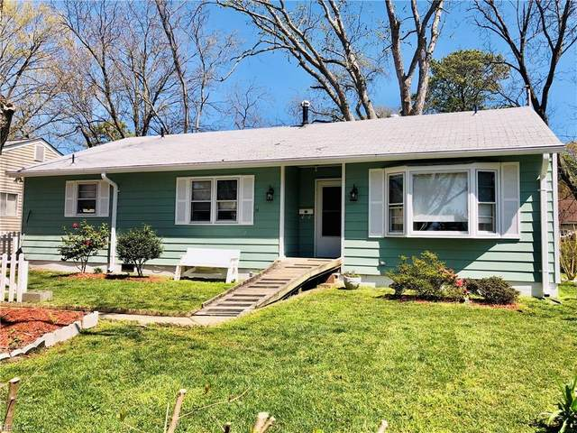 15 Kingslee Ln, Hampton, VA 23669 (MLS #10369478) :: AtCoastal Realty