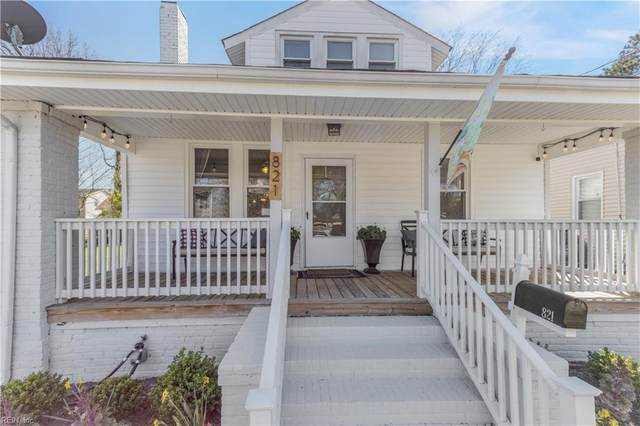 821 W 27th St, Norfolk, VA 23517 (#10369501) :: Berkshire Hathaway HomeServices Towne Realty