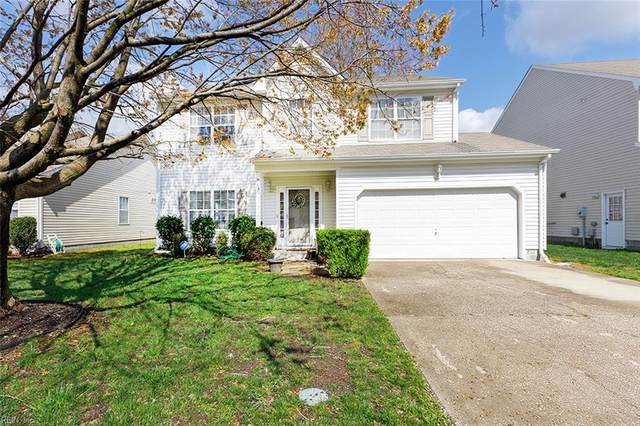863 Holbrook Dr, Newport News, VA 23602 (#10369528) :: The Bell Tower Real Estate Team