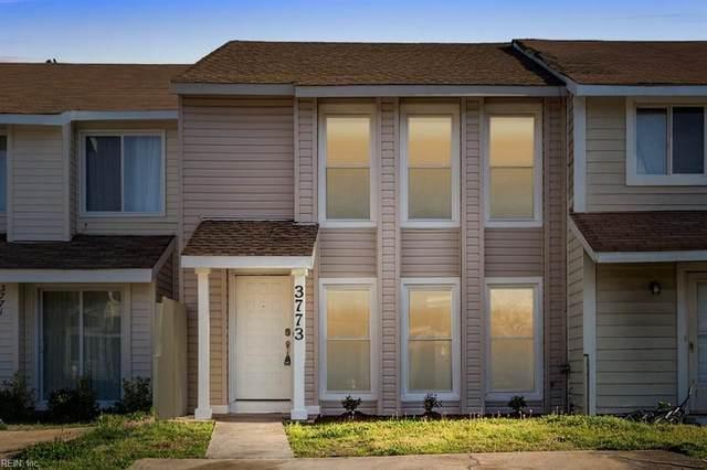 3773 Chimney Creek Dr, Virginia Beach, VA 23462 (#10369569) :: The Bell Tower Real Estate Team