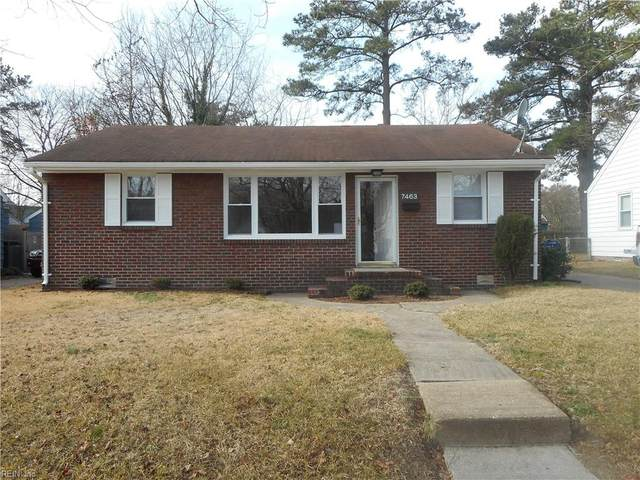 7463 Hank Ave, Norfolk, VA 23505 (#10369607) :: Berkshire Hathaway HomeServices Towne Realty