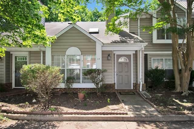 14 Treebark Pl, Hampton, VA 23666 (#10369637) :: Berkshire Hathaway HomeServices Towne Realty