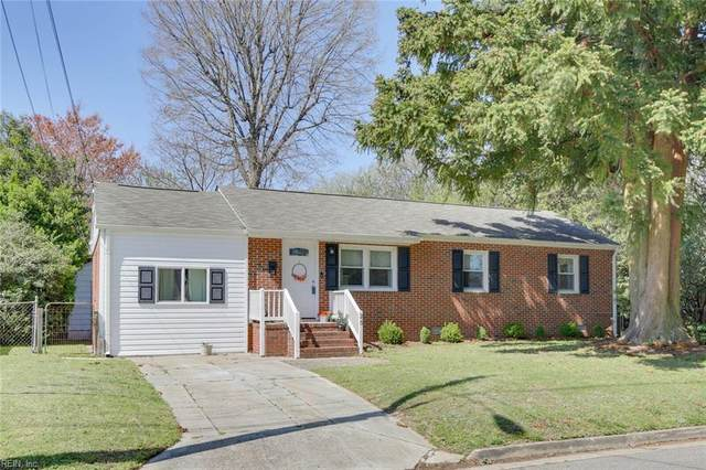 25 Burnham Pl, Newport News, VA 23606 (#10369638) :: Abbitt Realty Co.