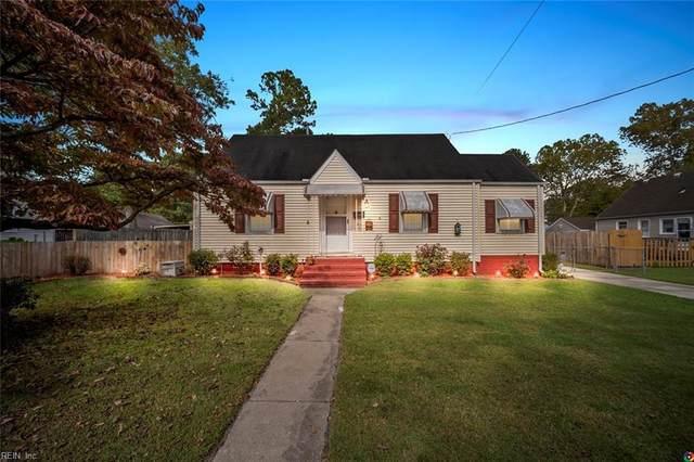 4 Van Patton Pl, Portsmouth, VA 23701 (#10369693) :: Berkshire Hathaway HomeServices Towne Realty