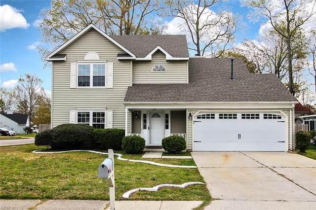 314 Dunn Cir, Hampton, VA 23666 (#10369715) :: The Bell Tower Real Estate Team