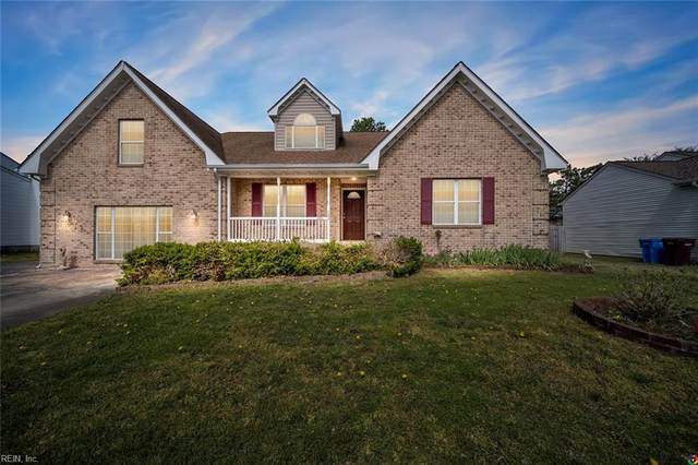 724 Willow Bend Dr, Chesapeake, VA 23323 (#10369726) :: The Bell Tower Real Estate Team