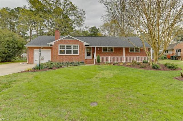 107 Cove Dr, York County, VA 23696 (#10369755) :: Atlantic Sotheby's International Realty