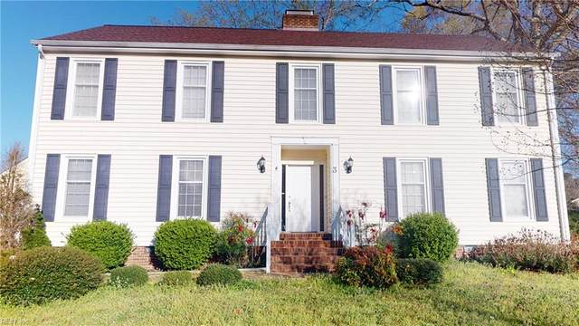 3 Millwood Ct, Hampton, VA 23666 (#10369767) :: The Bell Tower Real Estate Team