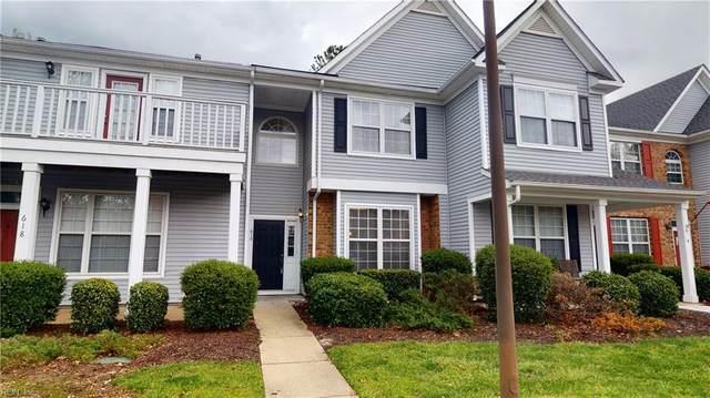 616 Windbrook Cir, Newport News, VA 23602 (#10369785) :: The Bell Tower Real Estate Team