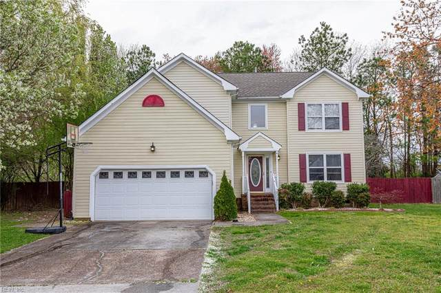2316 Eagle Dr, Chesapeake, VA 23323 (#10369810) :: Berkshire Hathaway HomeServices Towne Realty
